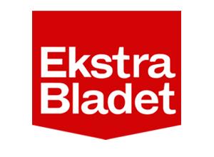 Logo for Ekstra Bladet